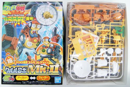 Bandai Keroro Gunso 16 Kululu Robo Mk-II Plastic Model Kit
