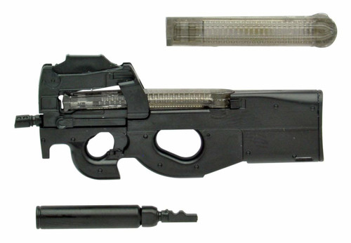Tomytec LA039 Military Series Little Armory P90 Type 1/12 Scale Plastic Model Kit