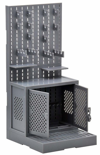 Tomytec LD002 Military Series Little Armory Gun Rack A 1/12 Kit