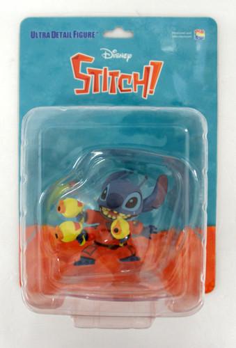 Medicom UDF-448 Ultra Detail Figure Studio Disney Series 7 Lilo & Stitch Experiment 626