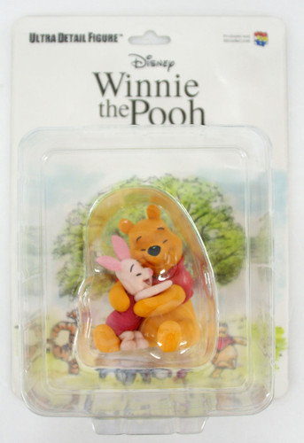 Medicom UDF-450 Ultra Detail Figure Studio Disney Series 7 Pooh & Piglet