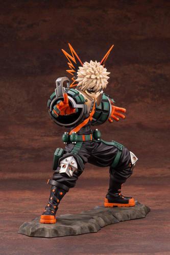 Kotobukiya PP790 ARTFX J Katsuki Bakugo 1/8 Scale Figure (My Hero Academia)