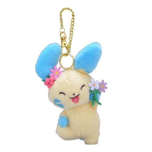Pokemon Center Original Mascot Minun Easter Garden Party 316