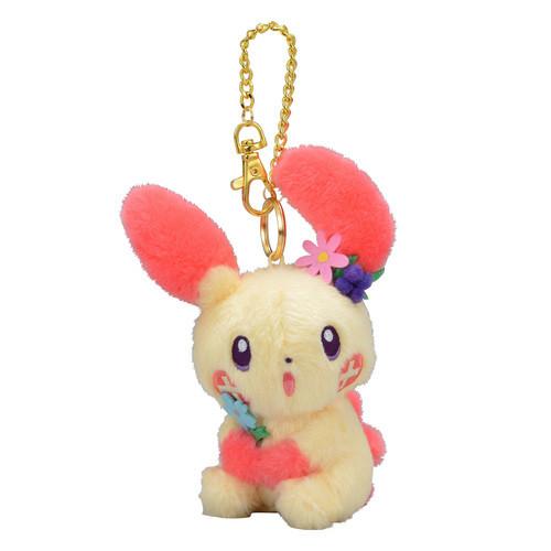 Pokemon Center Original Mascot Plusle Easter Garden Party 316