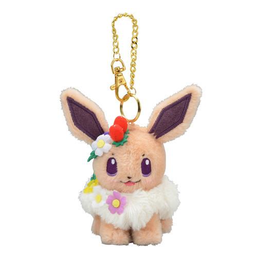 Pokemon Center Original Mascot Eevee Easter Garden Party 316