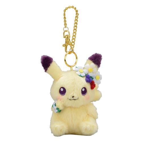 Pokemon Center Original Mascot Pikachu Easter Garden Party 316
