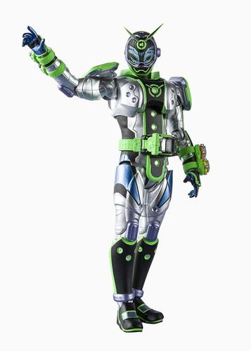 Bandai S.H. Figuarts Kamen Rider Zi-O Woz Figure (4573102558060)
