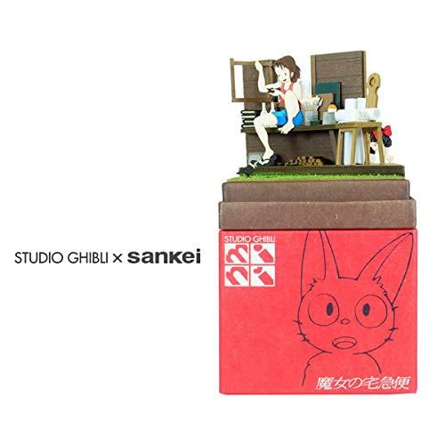Sankei MP07-92 Studio Ghibli Ursula & Kiki Kiki's Delivery Service Non-Scale