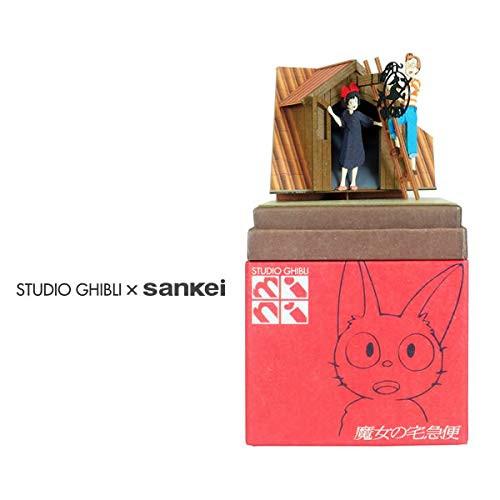 Sankei MP07-95 Studio Ghibli Kiki's Signboard Kiki's Delivery Service Non-Scale