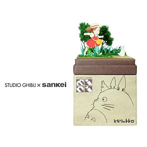 Sankei MP07-97 Studio Ghibli Walking Mei & Small Totoro My Neighbor Totoro Non-Scale