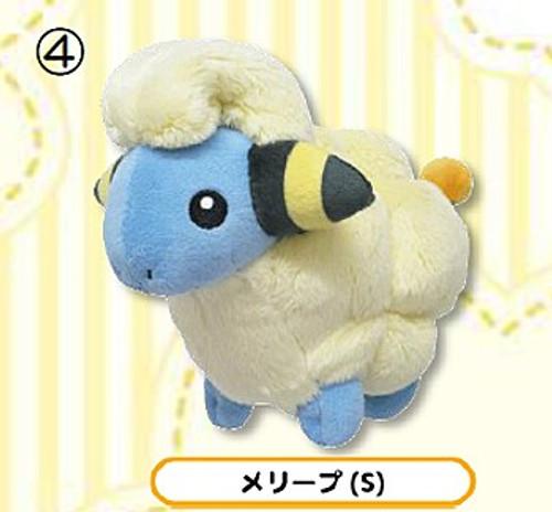 San-ei Pokemon ALL STAR COLLECTION 11 Plush Doll Mareep(Merriep)(S)