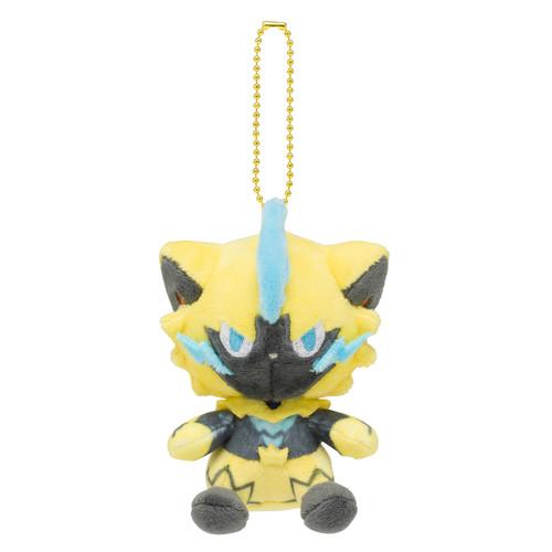 Pokemon Center Original Mocchiri Mascot Pokemon Dolls Zeraora