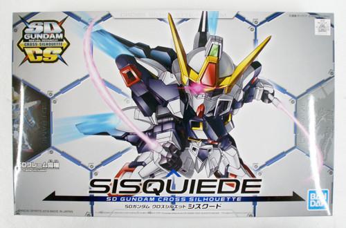 Bandai SD Gundam Cross Silhouette Sisquiede Non Scale Kit