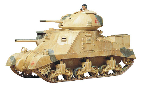 Tamiya 35041 British Army Medium Tank M3 GRANT MkI 1/35 scale kit