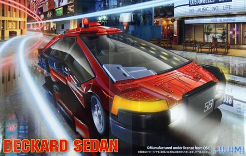 Fujimi 091358 Deckard Sedan 1/24 Scale Kit