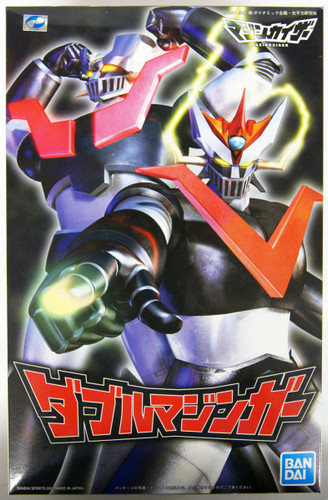 Bandai Machanic Collection Double Mazinger Non-scale Plastic Model Kit