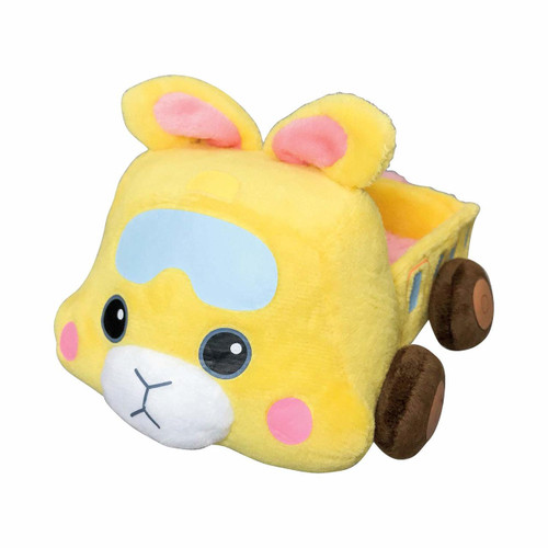 Kawada YF-021 Yume Fuwa Town Plush Doll Four-Seater Bus