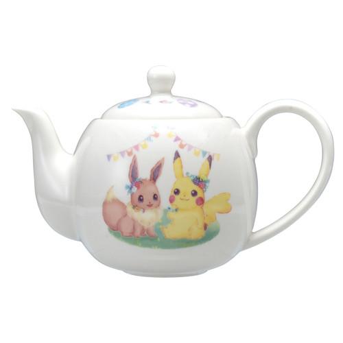 Pokemon Center Original Tea Pot Easter Garden Party