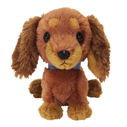 Sunlemon Plush Doll Pups! Miniature Dachshund (BR) S TJN