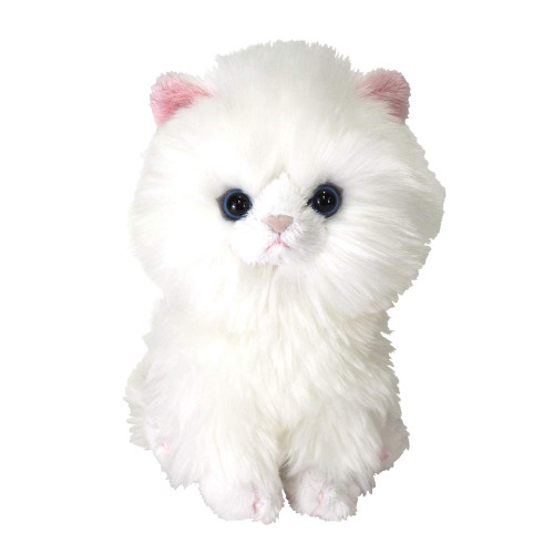 Sunlemon Plush Doll Kitten Persian (WH) S TJN