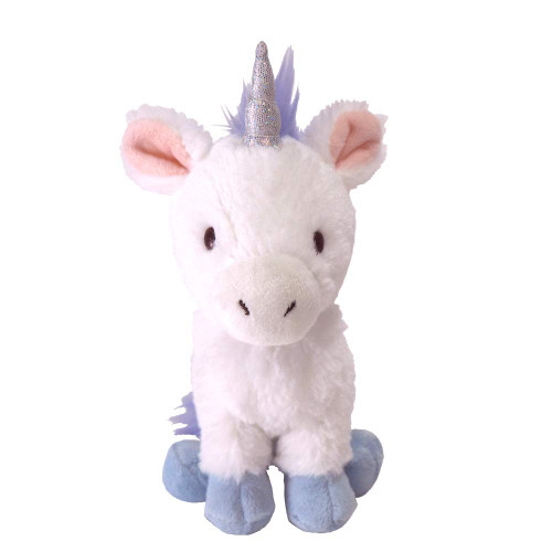 Sunlemon Plush Doll Fluffy'S Rainbow Unicorn (WH) S TJN