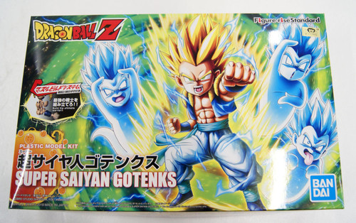 Bandai Figure-rise Standard Dragon Ball Super Saiyan Gotenks Kit