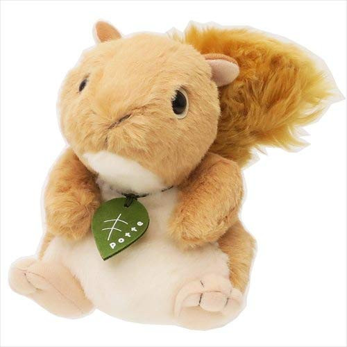 Sun Arrpw Potte Plush Doll Squirrel