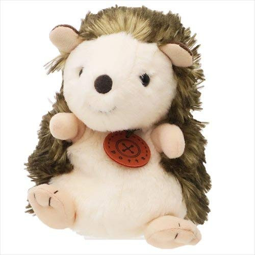 Sun Arrpw Potte Plush Doll Hedgehog