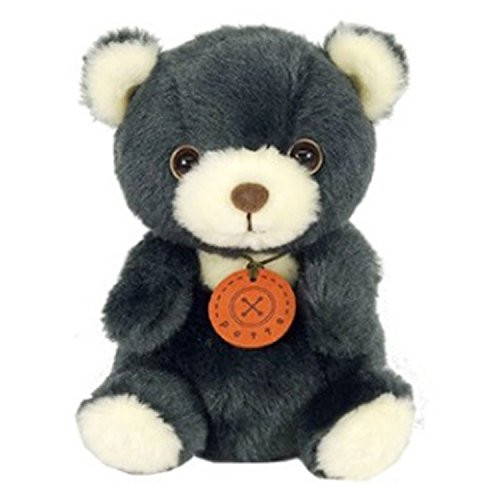 Sun Arrow Potte Plush Doll Tsukinowaguma Asiatic Black Bear TJN
