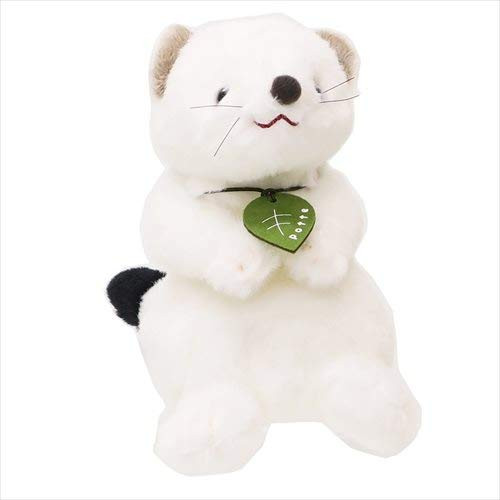 Sun Arrow Potte Plush Doll Ermine TJN