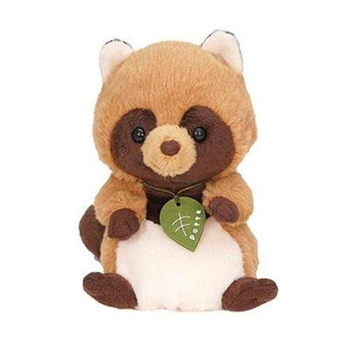 Sun Arrow Potte Plush Doll  Raccoon Dog TJN