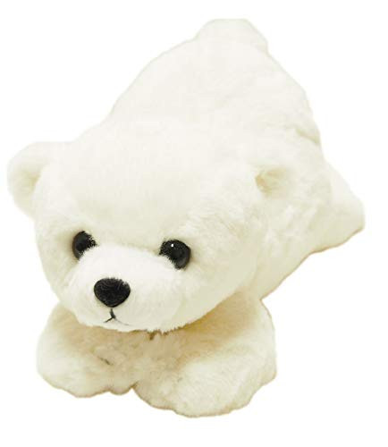 San-ei 780133 Plush Doll moffly Polar Bear TJN