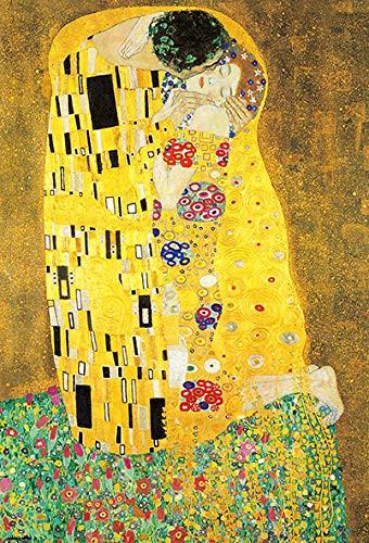 Beverly Jigsaw Puzzle 51-255 Gustav Klimt Der Kuss The Kiss (1000 Pieces)