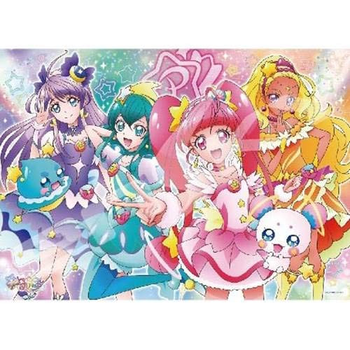 Ensky Jigsaw Puzzle 300-L552 Star Twinkle PreCure Imagination (300 Large Pieces)