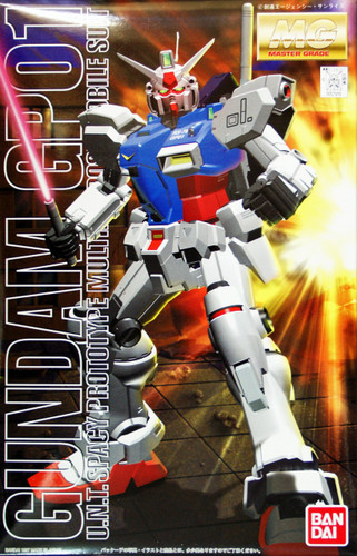 Bandai MG 579191 Gundam RX-78 GP01 (GP-01) 1/100 Scale Kit