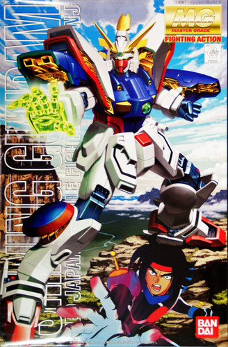 Bandai MG 105356 Gundam Shining Gundam 1/100 Scale Kit