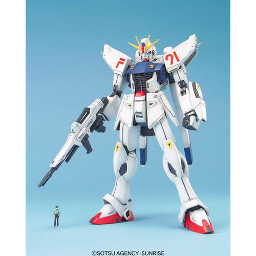 Bandai MG 450708 Gundam F91 1/100 Scale Kit