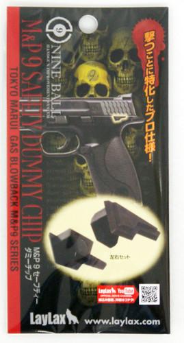 Laylax Nine Ball Tokyo Marui M&P 9 Safety Dummy Chip
