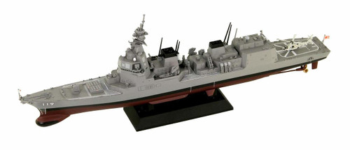 Pit-Road JPM12 JMSDF Destroyer DD-119 Asahi Completed Model 1/700 Scale