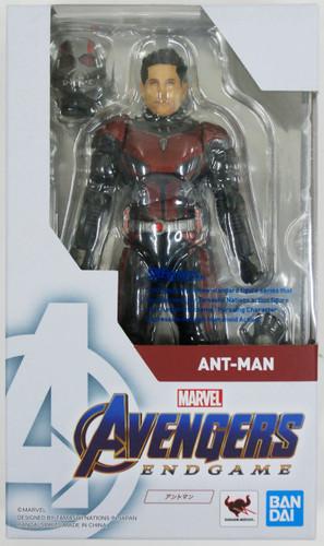 Bandai S.H. Figuarts Ant-Man Figure (Avengers: Endgame)