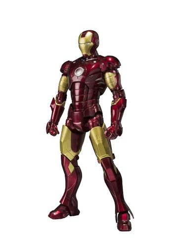 Bandai S.H. Figuarts Iron Man Mark 3 Figure