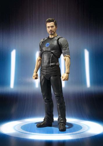 Bandai S.H. Figuarts Tony Stark Figure