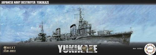 Fujimi IJN Destroyer Yukikaze (with Photo-Etched Parts) 1/350 Scale