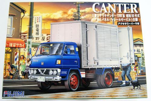 Fujimi Mitsubishi Fuso Canter S50 Truck 1/32 Scale