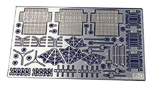 Fujimi MS35037 IJN Radar Set Etching Parts 1/350 Scale