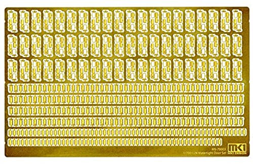 Fujimi MS70006 IJN Watertight Door Set Etching Parts 1/700 Scale