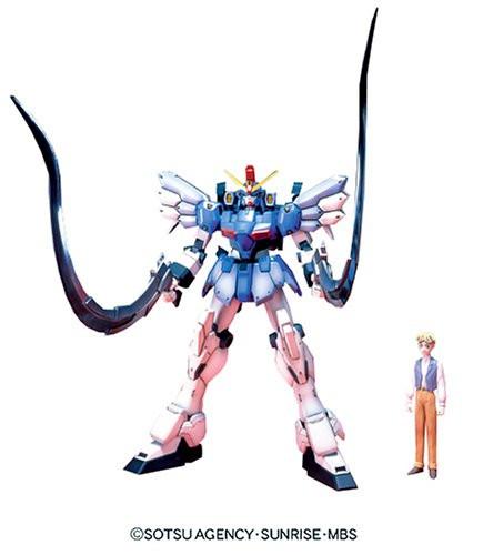 Bandai Gundam EW-6 Gundam Sandrock Custom 1/100 Scale Kit