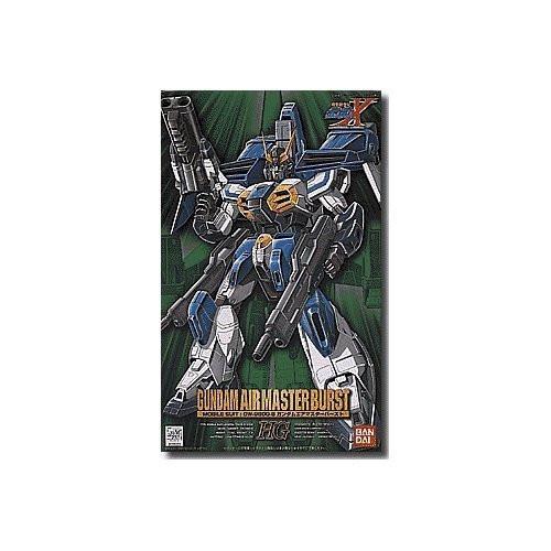 Bandai 550206 GW-9800-B Gundam Airmaster Burst HG (Gundam X) 1/100 scale kit