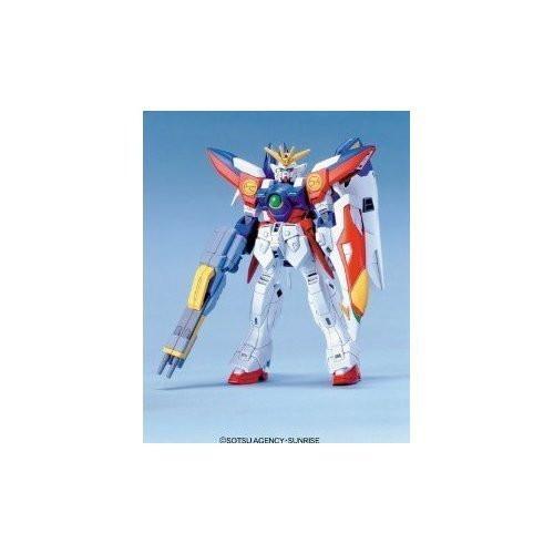 Bandai 481425 XXXG-00W0 Wing Gundam Zero (Gundam W) 1/144 scale kit