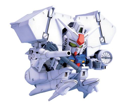 Bandai SD BB 207 Gundam RX-78 GP-03D Plastic Model Kit